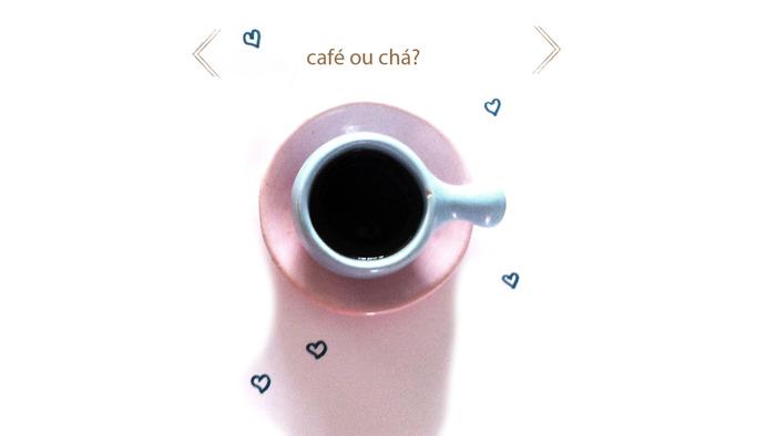 Regular comtijolo cafe ou cha pergunta 1
