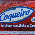 Medium sardinha coqueiro